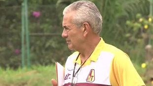 Gregorio Pérez, exentrenador del Deportes Tolima.