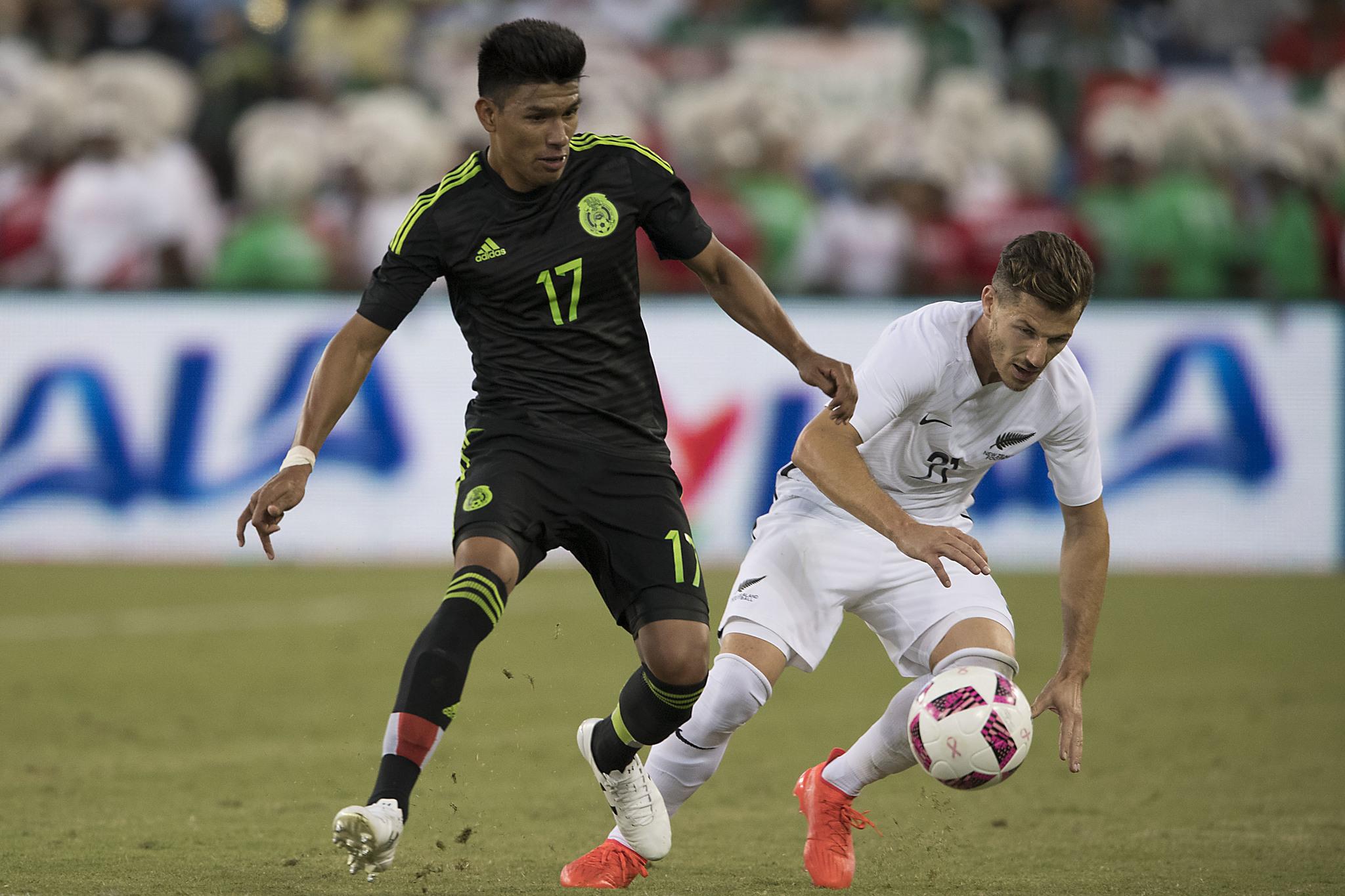 Resultado de imagen para gallardo selección mexicana