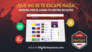 El nuevo portal de LaLiga Fantasy MARCA es una completa gu�a de...