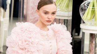 Lily-Rose Depp, la musa de Karl Lagerfeld