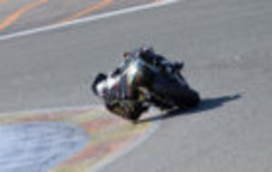 Fabio Quartararo, durante la segunda jornada de test