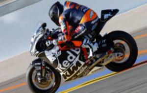 Miguel Oliveira, piloto de KTM