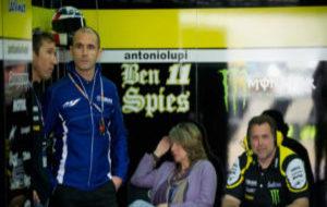 Massimo Meregalli, director deportivo de Yamaha