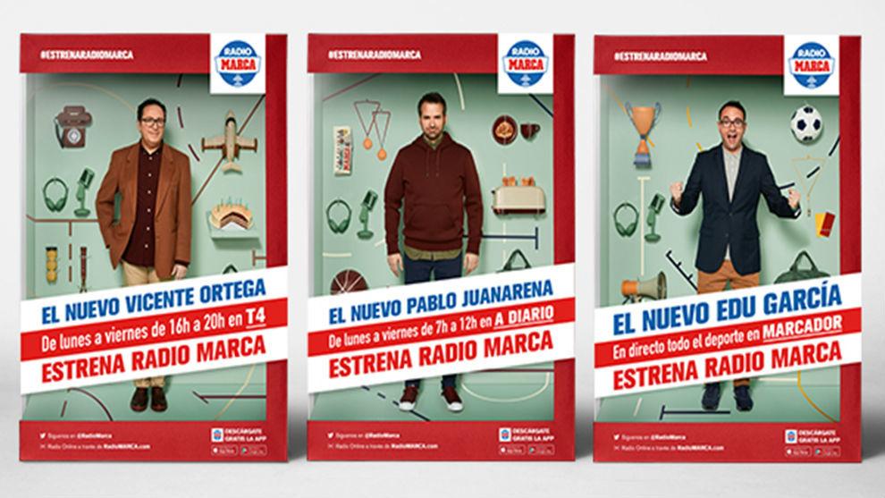 Vicente Ortega, Pablo Juanarena y Edu García te animan a escuchar la...
