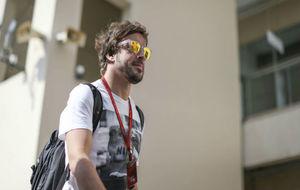 Fernando Alonso, piloto de McLaren Honda