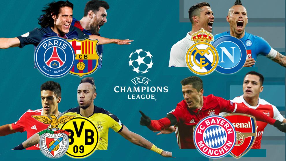 Champions League: La Champions se pone seria | Marca.com