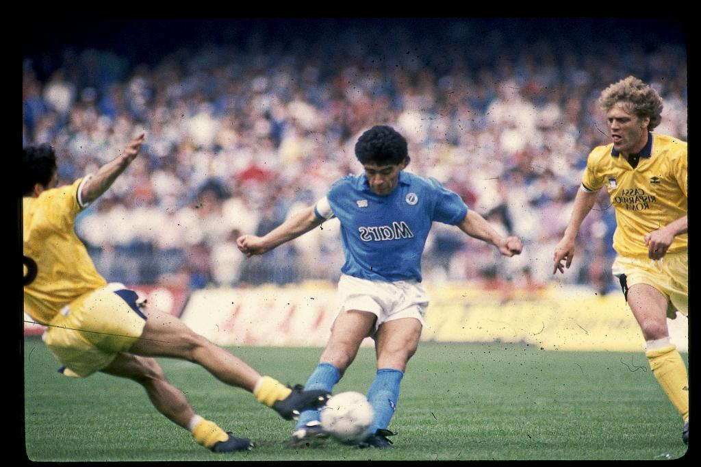 Napoli And Maradona A Before And After Story Marca In English
