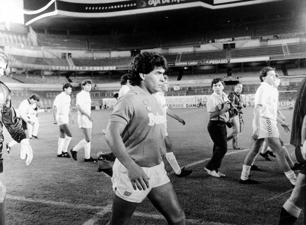 Napoli and Maradona, a before and after story | MARCA in English