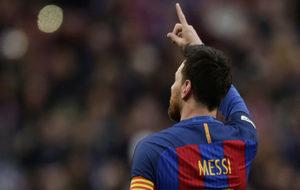 Messi creó su fundación en 2007