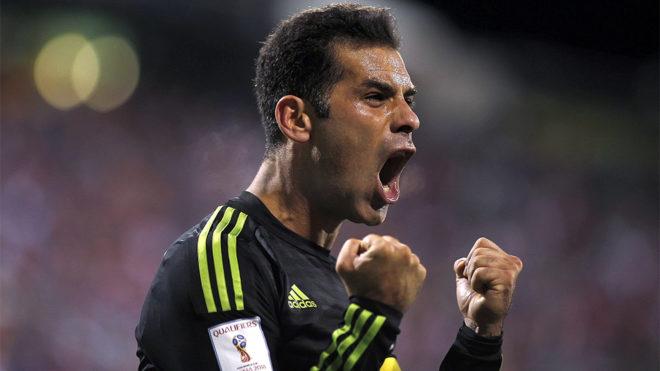 Rafa Márquez es un referente del fútbol mexicano.