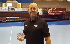 Fernando Latorre, ya ex técnico del equipo alicantino