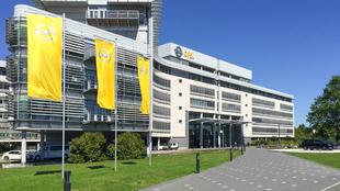 Sede central de Opel en Russelsheim