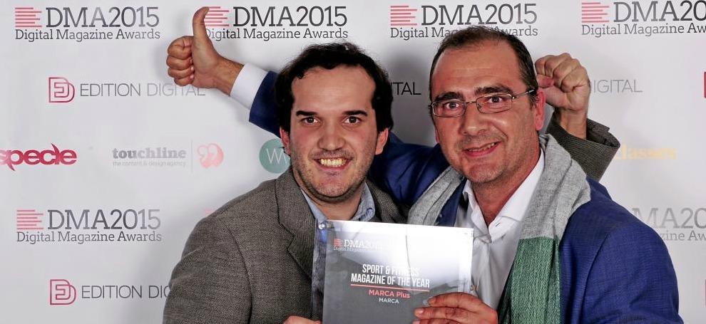 Nacho Labarga y Juan Ignacio Gallardo