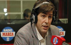 Raúl Chapado, presidente de la RFEA