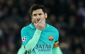 Sin rastro de Messi, perdido en París