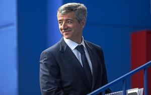 Gil Marín, consejero delegado del Atlético.