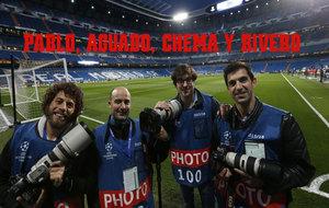 Con el 1: Nuestro equipazo de fotógrafos