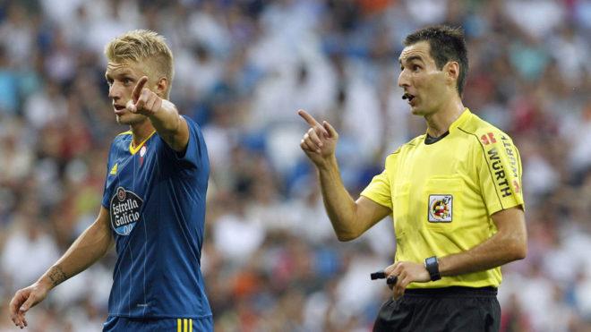 """RASMAN: """"Valensiya""""ga qarshi uchrashuvni Rikardo de Burgos boshqarib boradi"""