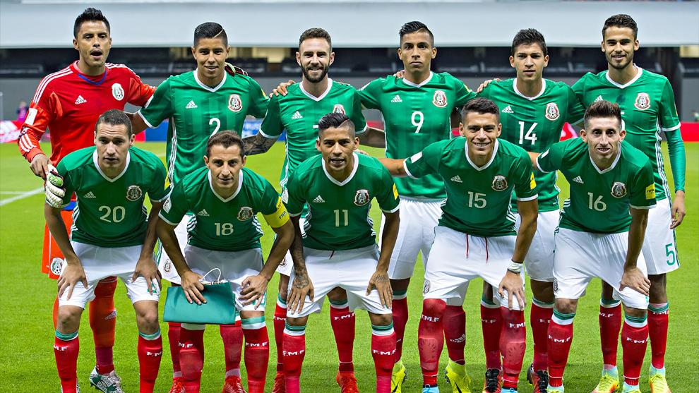 La selección mexicana es la 'joya de la corona'