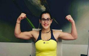 Cristina Gómez en una imagen de archivo.