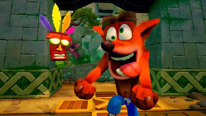 'Crash Bandicoot N. Sane Trilogy'