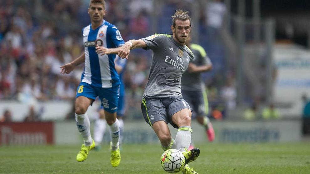 Bale, ante el Espanyol, la temporada pasada.
