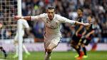 Bale regresa hecho un cañón