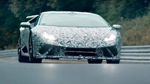 El Lamborghini Huracán Perfomante, en Nürburgring