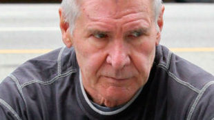 El actor Harrison Ford