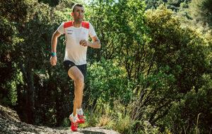 Miguel Heras, en un entrenamiento.