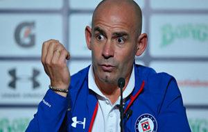 Paco Jémez lleva nueve partidos sin hacer lograr la victoria a Cruz...