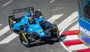 Sebastian Buemi, campeón de la Fórmula E