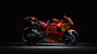 La nueva KTM de MotoGP
