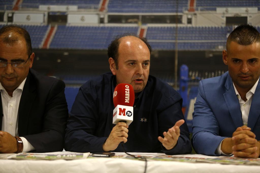 CONFERENCIA EN LA PEÑA MADRIDISTA DEL PRAT DE LLOBREGAT