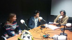 Rocío Puente Pino, entrevistada por la radio de la Federación...