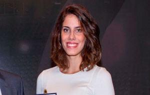 Lourdes Mohedano.