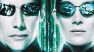 Neo y Trinity ('Matrix')