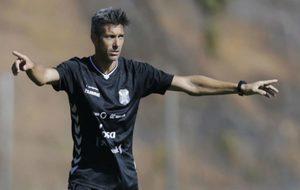 José Luis Marti (41), entrenador del Mallorca