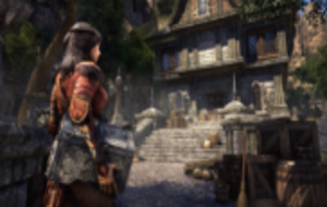 'The Elder Scrolls Online'