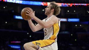El ex azulgrana Marcelinho Huertas cambió a los Lakers por los...