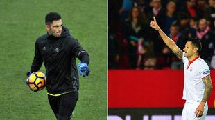 El duelo entre Adán y Vitolo será uno de los grandes atractivos del...