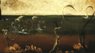 El triunfo de Nautilus, de Salvador Dalí