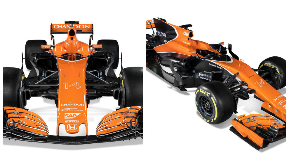 Honda Sports Car >> This is the McLaren MCL32: Fernando Alonso's new car - Here is the new McLaren-Honda car of ...
