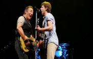 Bruce Springsteen y Nathan Testa