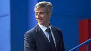 Miguel Ángel Gil Marín, consejero delegado del Atlético.