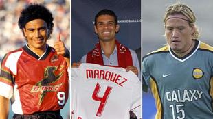 Los 10 mexicanos que deslumbraron en la MLS