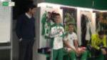 Un canterano del Betis motiva a los jugadores con este apasionado discurso