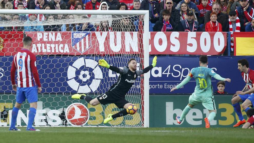 Messi acude al rescate del Barcelona una vez más