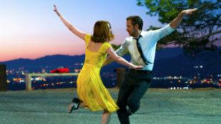 Emma Stone y Ryan Gosling en 'La La Land'