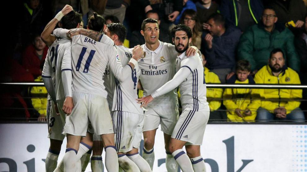 El Real Madrid no pierde la fe y culmina otra remontada Fantasy